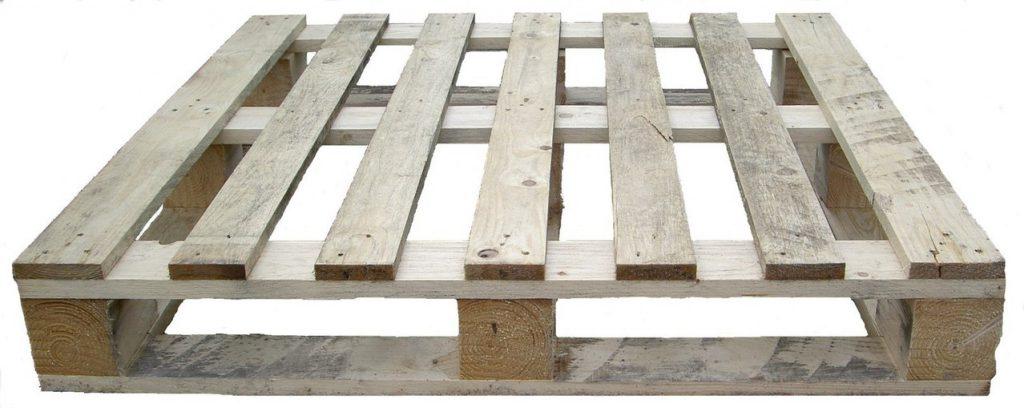 Kilka faktów o drewnianych paletach
