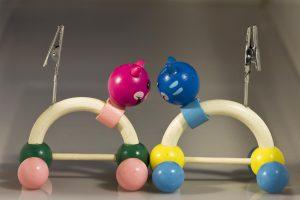 Zabawki rozbudzają kreatywność